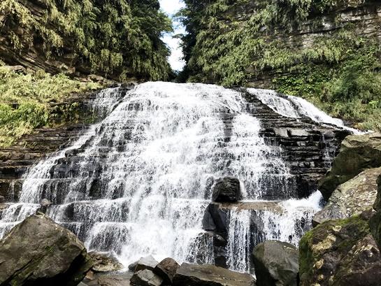 イリオモテヤマネコの城へ~マヤグスクの滝トレッキング~